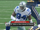 Watch: Ware released by Cowboys