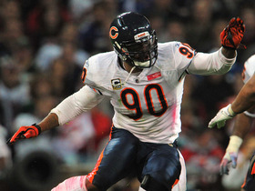 Video - Where will defensive end Julius Peppers continue his career?