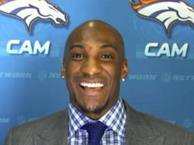 Video - Cornerback Aqib Talib thrilled to join the Denver Broncos