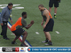 Watch: 2014 Combine workout: Kadeem Edwards