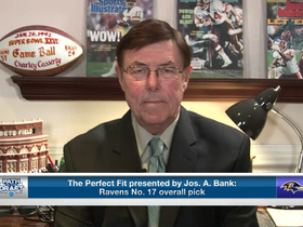 Video - The perfect draft pick for the Baltimore Ravens