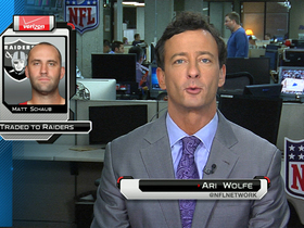 Video - Matt Schaub traded to Oakland Raiders
