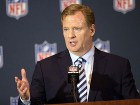 Video - NFL Commissioner Roger Goodell: Indianapolis Colts owner Jim Irsay may be 'subject to discipline'