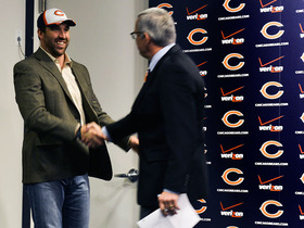 Video - Chicago Bears defensive end Jared Allen: 'Just watch me play this year'