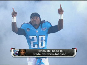 Video - Rapoport: New York Jets interested in Chris Johnson 'on some level'