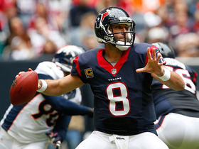 Video - Can quarterback Matt Schaub resurrect his career in Oakland?