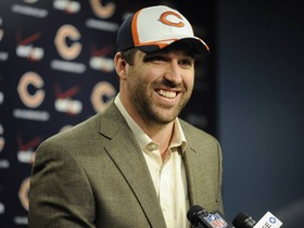 Video - Jared Allen: 'Sky is the limit' for Chicago Bears
