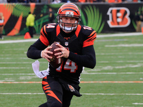 Video - Should the Cincinnati Bengals give Andy Dalton a long-term contract?
