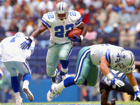Video - Mind-blowing stats: Can Emmitt Smith be eclipsed?