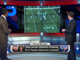 Video - How would Jadeveon Clowney fit in Houston Texans' scheme?