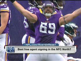 Video - Roster Reset: NFC North