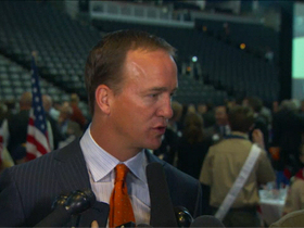 Video - Denver Broncos quarterback Peyton Manning: Super Bowl loss will 'fuel us'
