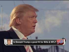 Video - Is Donald Trump a good fit for Buffalo Bills?
