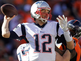 Video - New England Patriots quarterback Tom Brady's Bunch