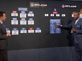 Video - Inside the Minnesota Vikings draft room