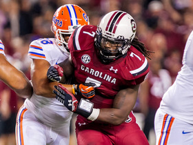 Video - Will the Detroit Lions trade up to draft defensive end Jadeveon Clowney?