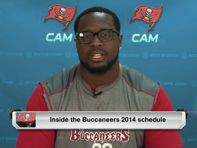 Video - Inside the Buccaneers schedule with Gerald McCoy