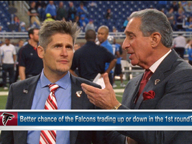 Video - Will the Atlanta Falcons trade down?