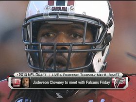 Video - Jadeveon Clowney to meet with Atlanta Falcons on Friday