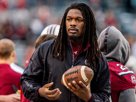 Video - Can Atlanta Falcons afford to trade up for Jadeveon Clowney?
