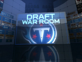 Video - Inside the Tennessee Titans draft room