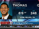 Watch: Cardinals select QB Thomas in fourth round