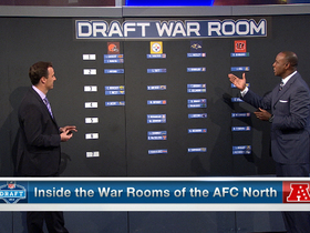 Video - Inside the AFC North war room