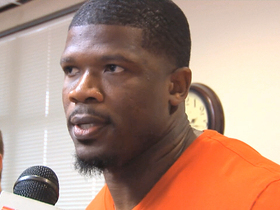 Video - Texans wide receiver Andre Johnson questions future in Houston