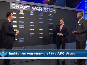 Video - Inside the AFC West war room