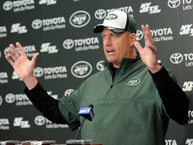 Video - New York Jets head coach Rex Ryan: It was ugly out there today