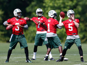 Video - Who will be the New York Jets starting quarterback Week 1?