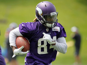 Mike Singletary: 'Cordarrelle Patterson is going to be a superstar'