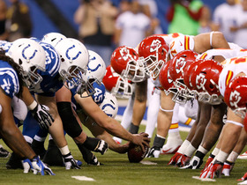 Video - Are the Indianapolis Colts or Kansas City Chiefs more likely to repeat last season's success?