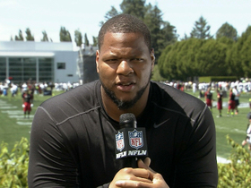 Video - Detroit Lions defensive tackle Ndamukong Suh excited about new defense