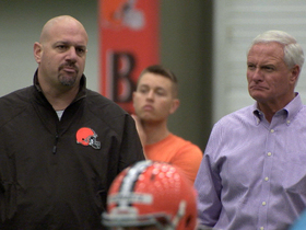 Video - Cleveland Browns head coach Mike Pettine mic'd up at training camp