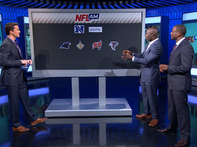 Video - 'NFL AM' Division by Subtraction: NFC South