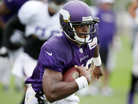 Video - How much action will Adrian Peterson see in preseason games?