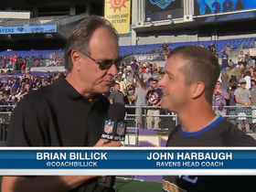 Video - Head coach John Harbaugh looking to get Baltimore Ravens off to fast start