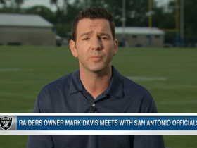 Video - NFL Media Insider Ian Rapoport: Oakland Raiders on the move to San Antonio?