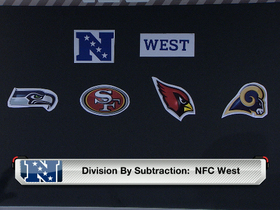 Video - Division by Subtraction: NFC West