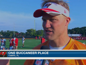 Video - Tampa Bay Buccaneers quarterback Josh McCown talks new offensive weapons