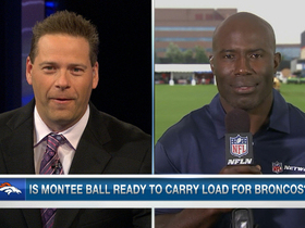 Video - Terrell Davis on Denver Broncos running back Montee Ball: Fans should be confident in him