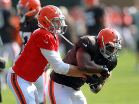 Video - Preseason performances key in Cleveland Browns' QB competition