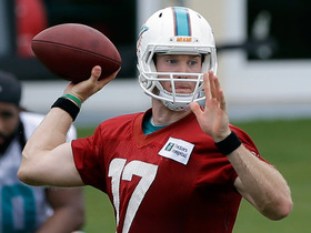 Video - Time for Miami Dolphins quarterback Ryan Tannehill to take the next step