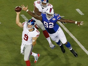 Video - New York Giants vs. Buffalo Bills highlights