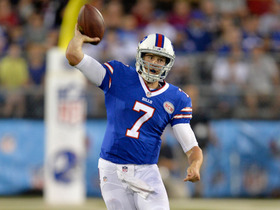 Video - Buffalo Bills QB Jeff Tuel connects with wide receiver Robert Woods for 2-yard TD