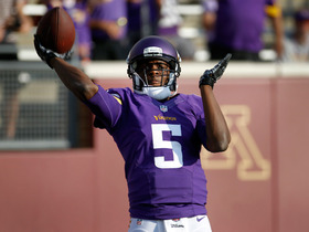Video - Quarterback situations for Minnesota Vikings and Oakland Raiders