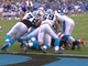 Watch: Panthers stuff Bills on fourth down