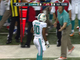 Watch: Tannehill to Gibson for 8 yards