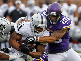 Video - Oakland Raiders vs. Minnesota Vikings preseason highlights